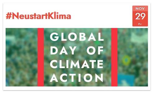 Neustart Klimastreik