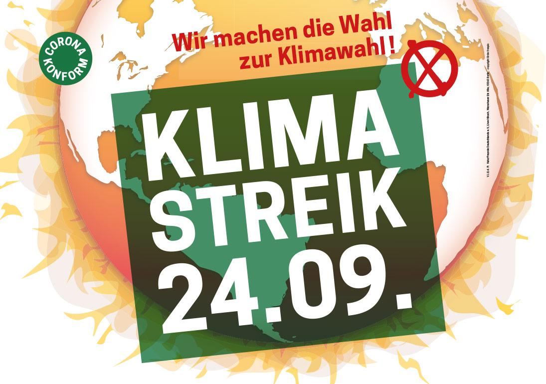 Klimastreik 2021